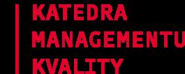 Katedra managementu kvality
